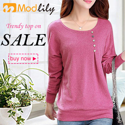 Trendy top on sale
