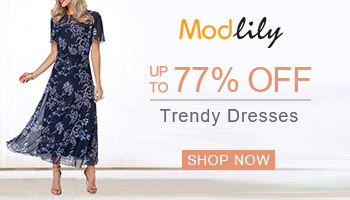 Modlily Trendy Dresses UP TO 77% OFF