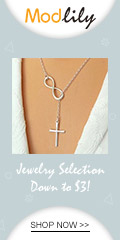 Modlily Jewelry Selection: Down to $3!
