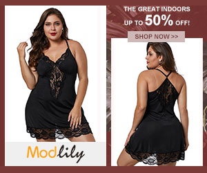Modlily Intimates Collection: UP TO 50% OFF!