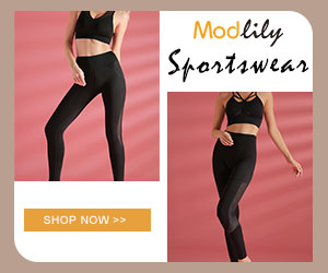 Modlily Sportswear: UP TO 42% OFF!