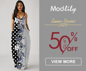 Modlily Summer Dresses 2020: UP TO 50% OFF!