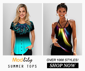 Modlily Summer Tops: Over 1000 Styles!