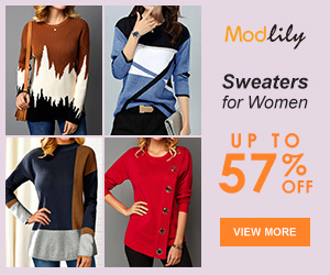 Modlily Sweaters for Women