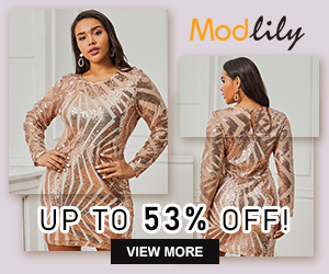 Modlily Plus Size Dresses