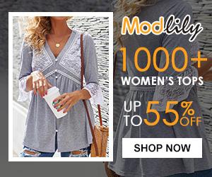 Modlily 1000+ Women's Tops
