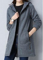 Side-Pocket-Zipper-Closure-Hooded-Collar-Coat