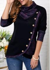 Long-Sleeve-Button-Detail-Asymmetric-Hem-Sweatshirt