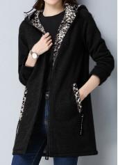 Side-Pocket-Zipper-Closure-Leopard-Print-Coat
