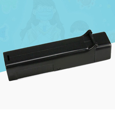 Black Portable Touch-Preventing Tool