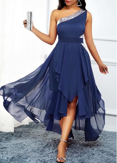 Women's Dresses Online, Elegant One Shoulder Dresses,