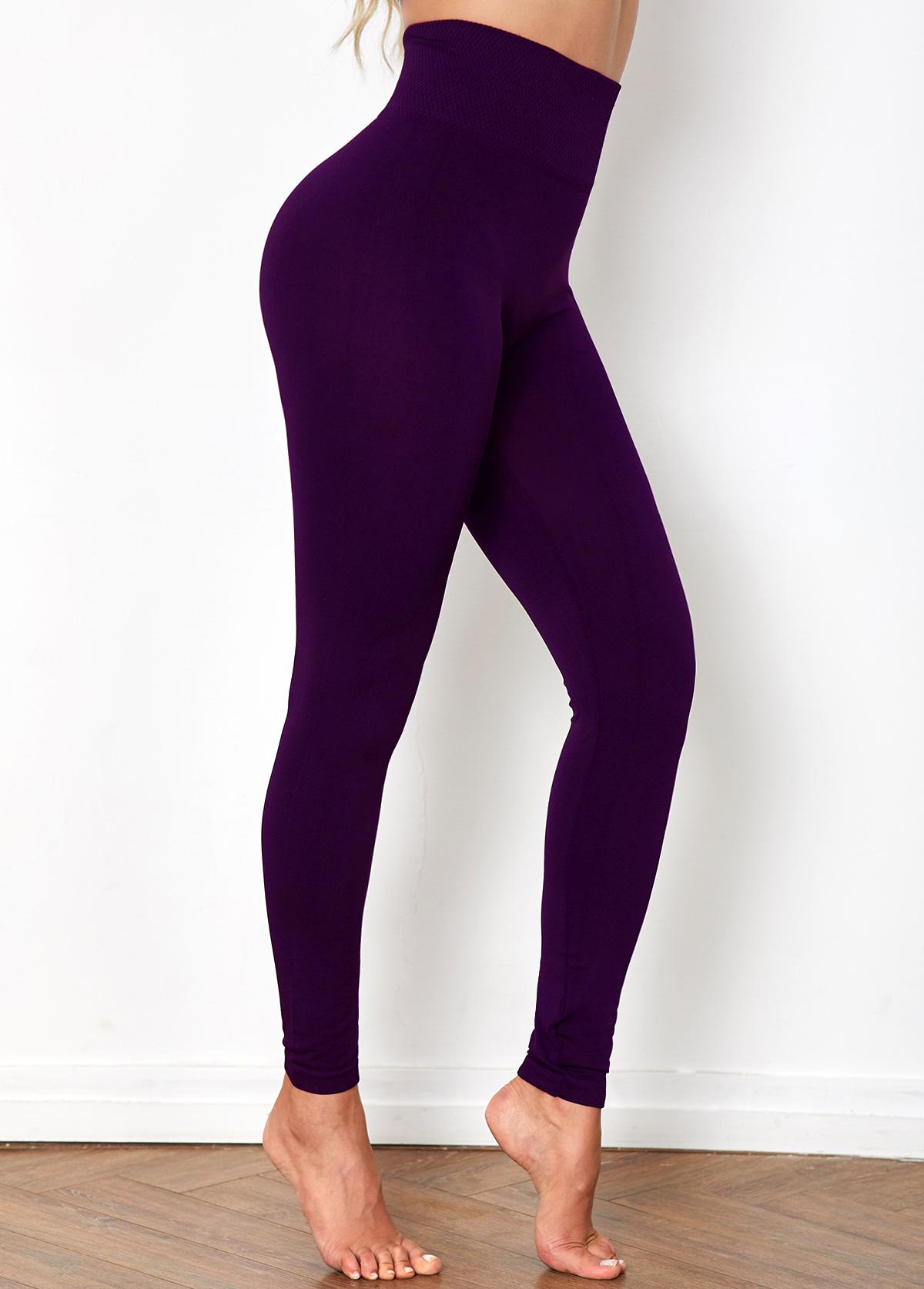 High Waist Super Elastic Legging Pants