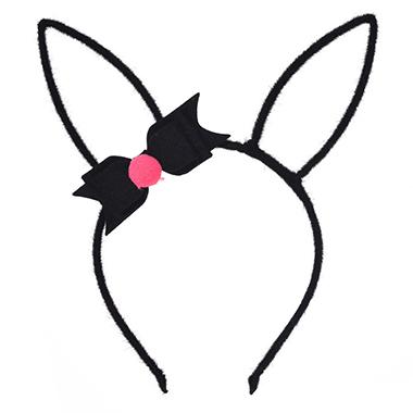 Rabbit Ears Bowknot Plush Easter Headband