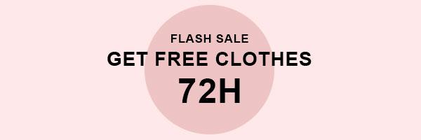 72H FLASH SALE